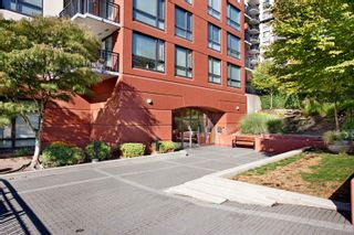 """Photo 2: 1405 813 AGNES Street in New Westminster: Downtown NW Condo for sale in """"NEWS"""" : MLS®# R2615108"""