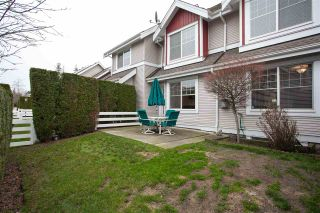 "Photo 18: 32 16995 64 Avenue in Surrey: Cloverdale BC Townhouse for sale in ""Lexington"" (Cloverdale)  : MLS®# R2330833"
