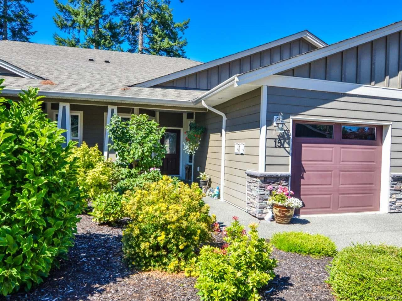 Photo 12: Photos: 15 346 Erickson Rd in CAMPBELL RIVER: CR Willow Point Row/Townhouse for sale (Campbell River)  : MLS®# 768843