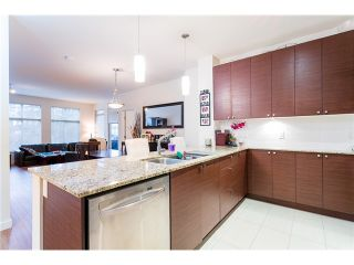 """Photo 8: 312 101 MORRISSEY Road in Port Moody: Port Moody Centre Condo for sale in """"LIBRA 'B' IN SUTERBROOK"""" : MLS®# V1039935"""
