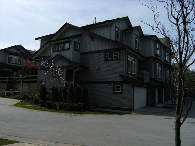 Main Photo: 41 18828 69TH Avenue in Surrey: Clayton Townhouse for sale (Cloverdale)  : MLS®# F1010335