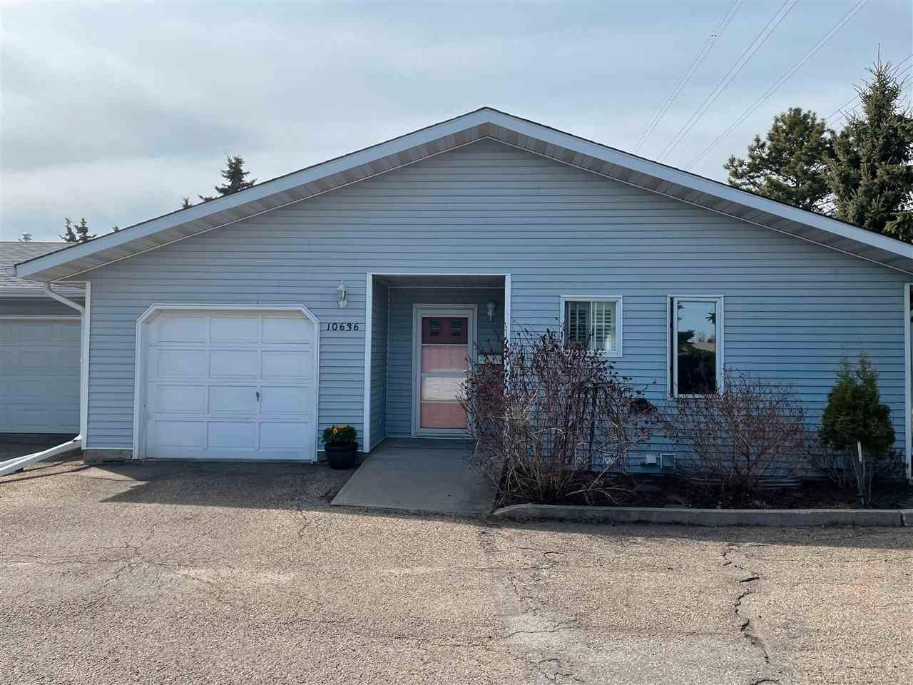 Main Photo: 10636 29 Avenue in Edmonton: Zone 16 Townhouse for sale : MLS®# E4242415