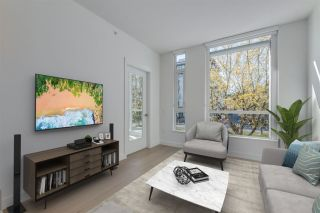 "Photo 1: 201 469 W KING EDWARD Avenue in Vancouver: Cambie Condo for sale in ""MARQUISE"" (Vancouver West)  : MLS®# R2568763"