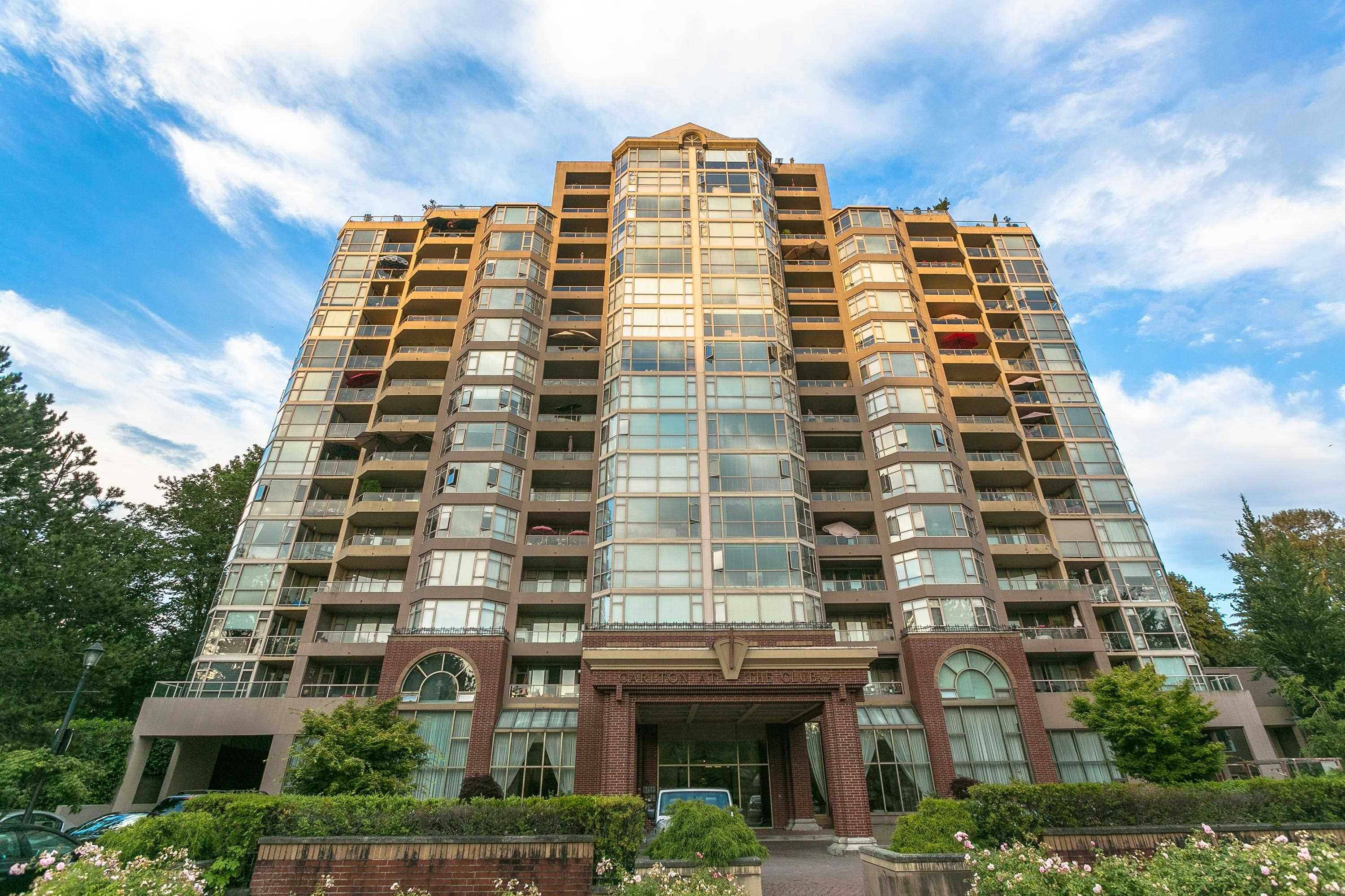 """Main Photo: 1411 1327 E KEITH Road in North Vancouver: Lynnmour Condo for sale in """"CARLTON AT THE CLUB"""" : MLS®# R2624920"""