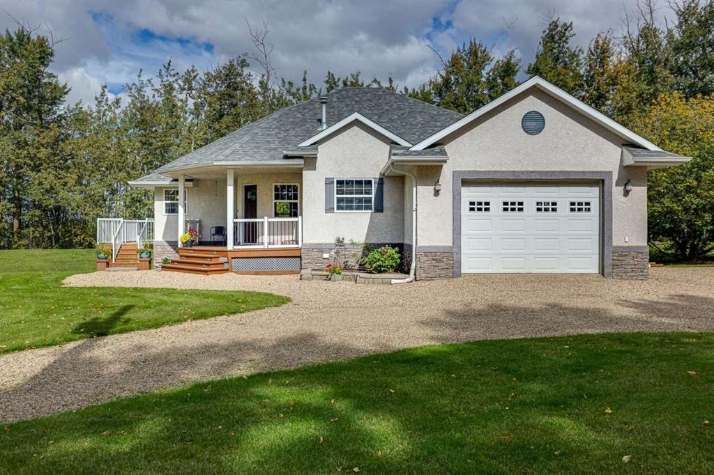 Main Photo: 432041 Highway 795: Rural Ponoka County Detached for sale : MLS®# A1148748