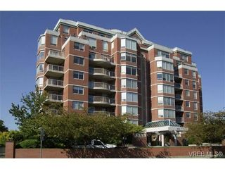 Photo 1: 903 630 Montreal St in VICTORIA: Vi James Bay Condo for sale (Victoria)  : MLS®# 690445