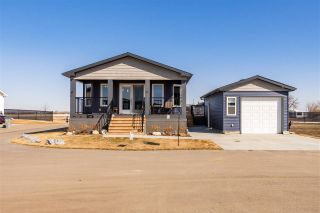 Main Photo: 110 Lea Crescent: Morinville Mobile for sale : MLS®# E4237186