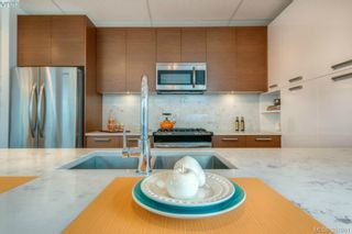 Photo 8: Sidney Condo For Sale New Listing: One Bedroom With East-facing Covered Balcony.