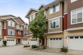 """Photo 1: 29 19455 65 Avenue in Surrey: Clayton Townhouse for sale in """"Two Blue"""" (Cloverdale)  : MLS®# R2215510"""