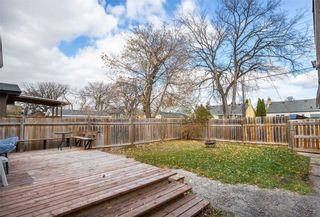 Photo 25: 155 Greene Avenue in Winnipeg: Fraser's Grove Residential for sale (3C)  : MLS®# 202026171
