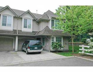 """Photo 2: 29 23085 118TH AV in Maple Ridge: East Central Townhouse for sale in """"SOMMERVILLE GARDENS"""" : MLS®# V537061"""