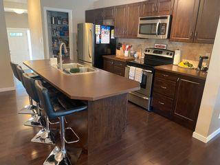 Photo 5: 2263 AUSTIN Way in Edmonton: Zone 56 House Half Duplex for sale : MLS®# E4252210