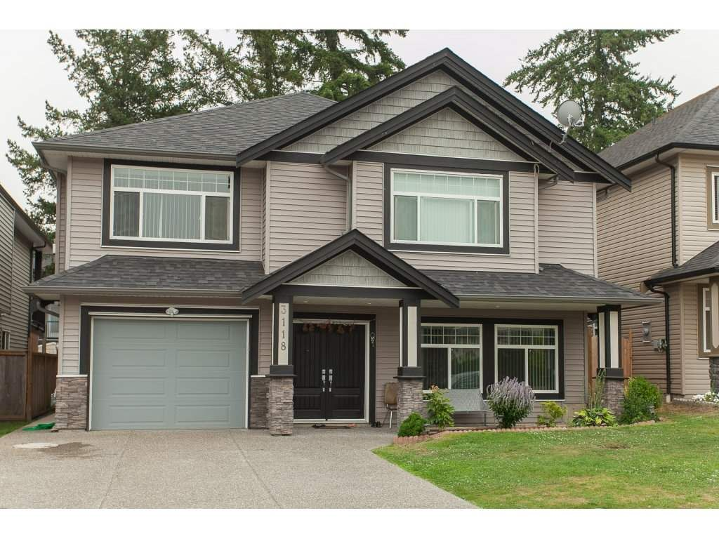 Main Photo: 3118 ENGINEER Court in Abbotsford: Aberdeen House for sale : MLS®# R2203999