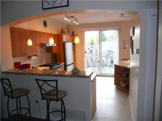 """Photo 4: 60 9088 HALSTON Court in Burnaby: Government Road Townhouse for sale in """"TERRAMOR"""" (Burnaby North)  : MLS®# V1086003"""