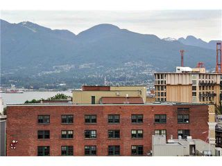 """Photo 3: 1209 550 TAYLOR Street in Vancouver: Downtown VW Condo for sale in """"THE TAYLOR"""" (Vancouver West)  : MLS®# V903570"""