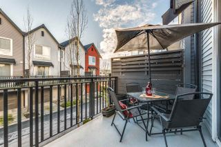 """Photo 9: 61 2310 RANGER Lane in Port Coquitlam: Riverwood Townhouse for sale in """"FREMONT BLUE BY MOSAIC"""" : MLS®# R2433583"""