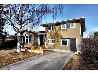 Main Photo: 112 Brown Crescent in Calgary: Brentwood Detached for sale : MLS®# A1096088