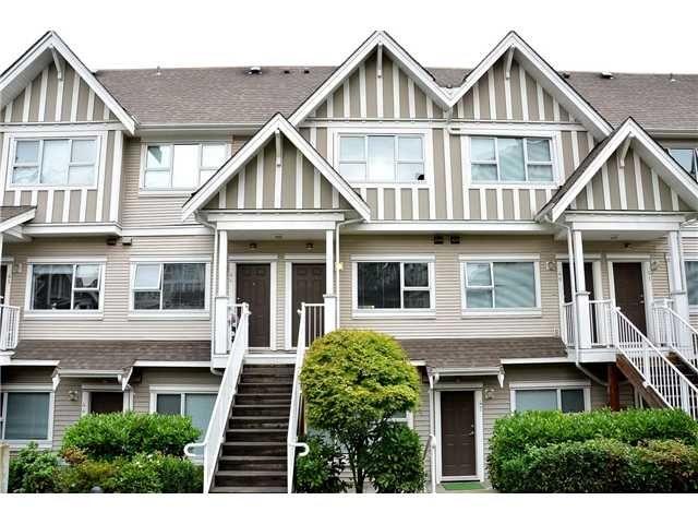 "Main Photo: 48 730 FARROW Street in Coquitlam: Coquitlam West Townhouse for sale in ""FARROW RIDGE"" : MLS®# V912141"