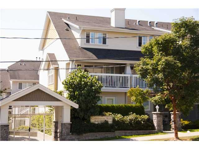 """Main Photo: 21 240 10TH Street in New Westminster: Uptown NW Townhouse for sale in """"COBBLESTONE WALK"""" : MLS®# V967103"""