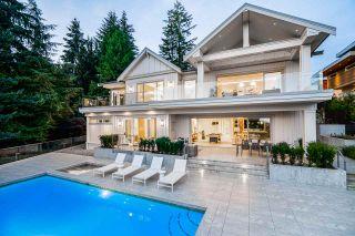 Photo 1: 4195 ROCKRIDGE Road in West Vancouver: Rockridge House for sale : MLS®# R2589710