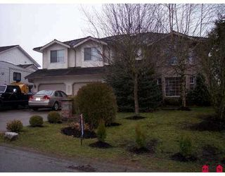 """Photo 1: 34650 SANDON Drive in Abbotsford: Abbotsford East House for sale in """"McMillan"""" : MLS®# F2702025"""