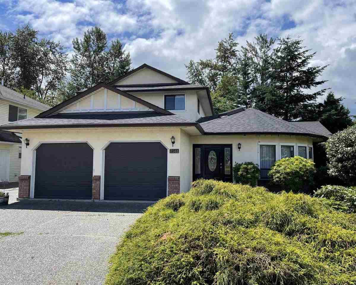 Main Photo: 7561 SAPPHIRE Drive in Chilliwack: Sardis West Vedder Rd House for sale (Sardis)  : MLS®# R2589751