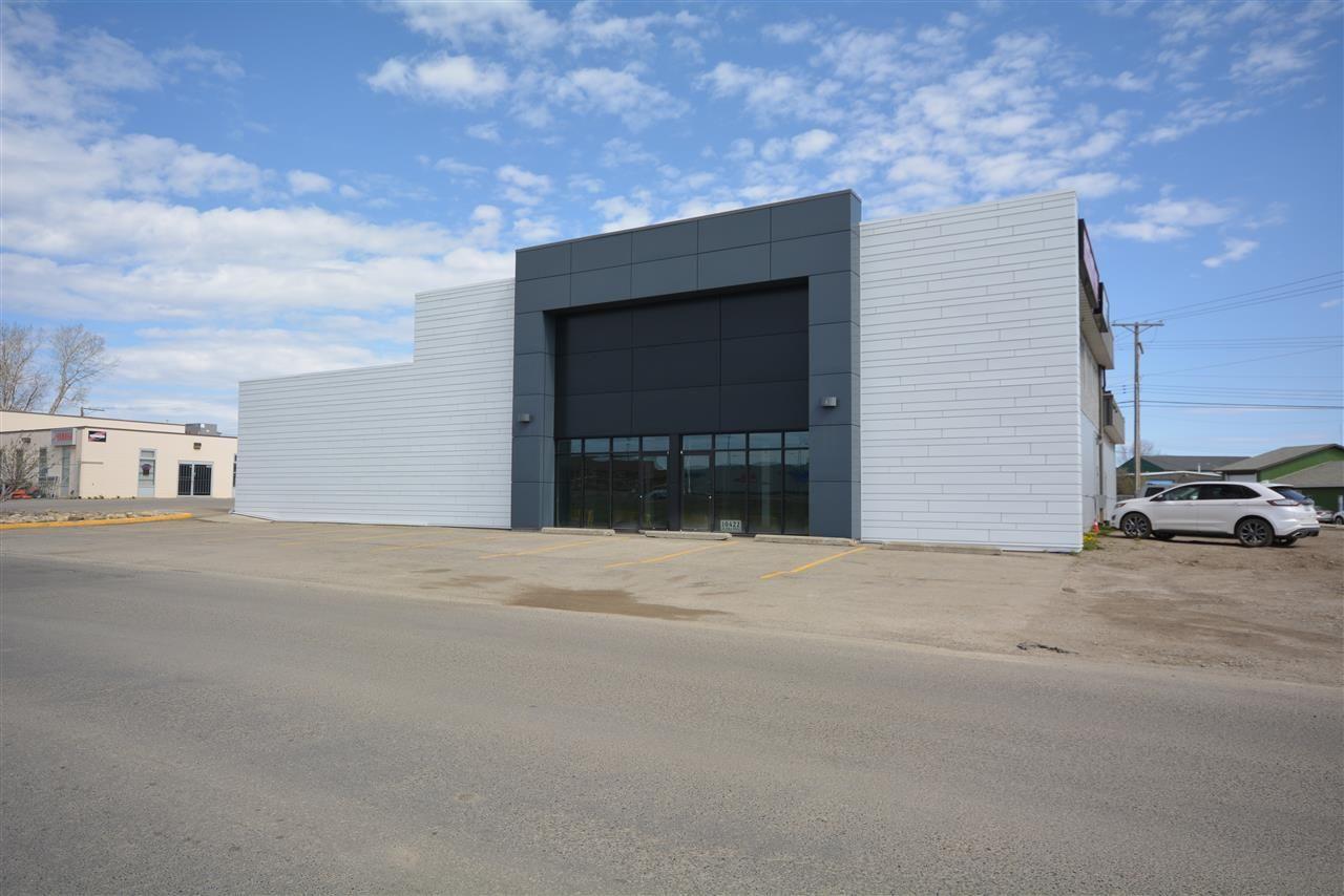 Main Photo: 10422 ALASKA Road in Fort St. John: Fort St. John - City SW Industrial for lease (Fort St. John (Zone 60))  : MLS®# C8008066