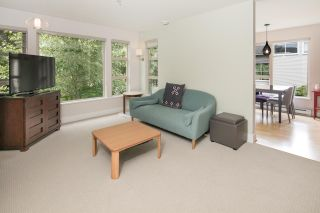 """Photo 3: 213 5725 AGRONOMY Road in Vancouver: University VW Condo for sale in """"GLENLLOYD PARK"""" (Vancouver West)  : MLS®# R2089455"""