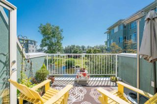 """Photo 1: 1930 E KENT AVENUE SOUTH in Vancouver: South Marine Townhouse for sale in """"Harbour House"""" (Vancouver East)  : MLS®# R2380721"""