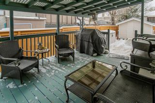 Photo 38: 95 Malmsbury Avenue in Winnipeg: River Park South Residential for sale (2F)  : MLS®# 202028338