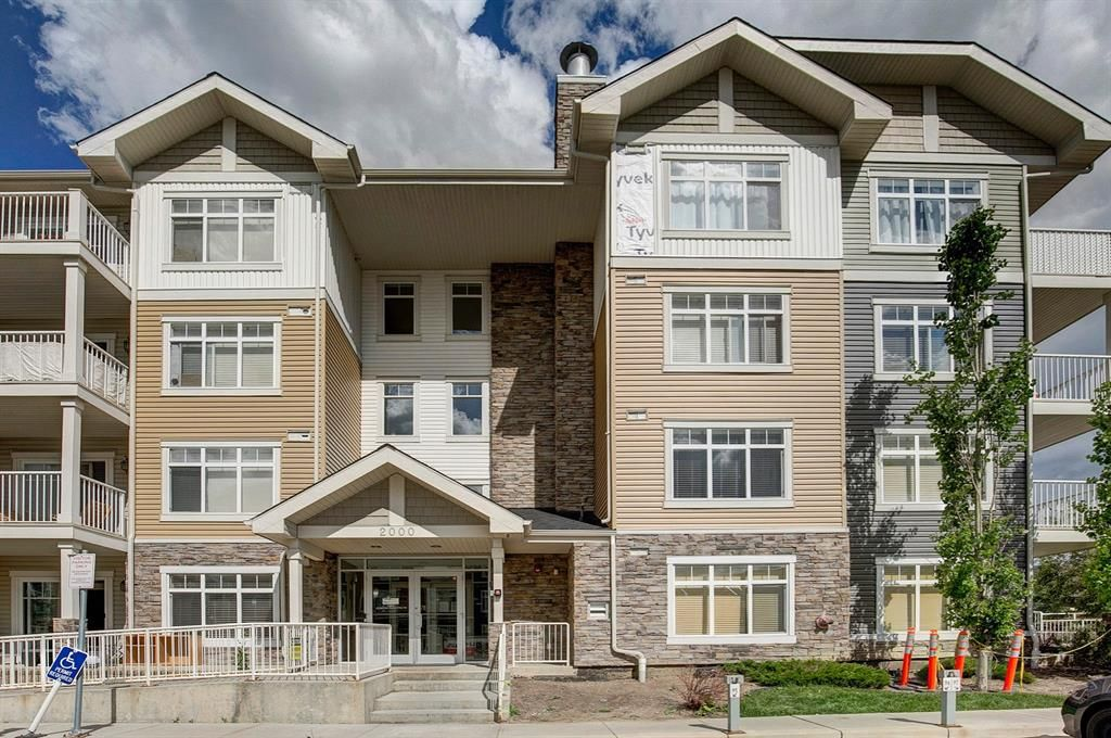 Main Photo: 2412 155 Skyview Ranch Way NE in Calgary: Skyview Ranch Apartment for sale : MLS®# A1120329