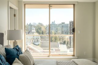 """Photo 17: 901 1405 W 12TH Avenue in Vancouver: Fairview VW Condo for sale in """"THE WARRENTON"""" (Vancouver West)  : MLS®# R2053078"""