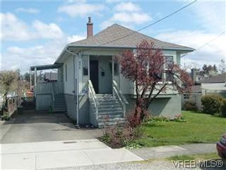 Photo 1: 456 Obed Ave in VICTORIA: SW Gorge House for sale (Saanich West)  : MLS®# 568693