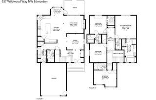 Photo 36: 937 WILDWOOD Way in Edmonton: Zone 30 House for sale : MLS®# E4243373