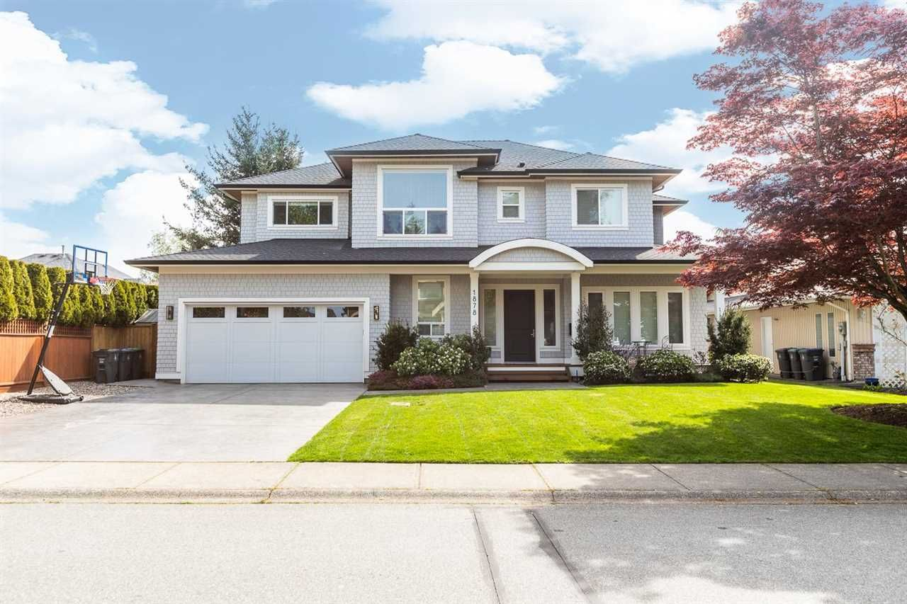 Main Photo: 1878 140A STREET in Surrey: Sunnyside Park Surrey House for sale (South Surrey White Rock)  : MLS®# R2575124