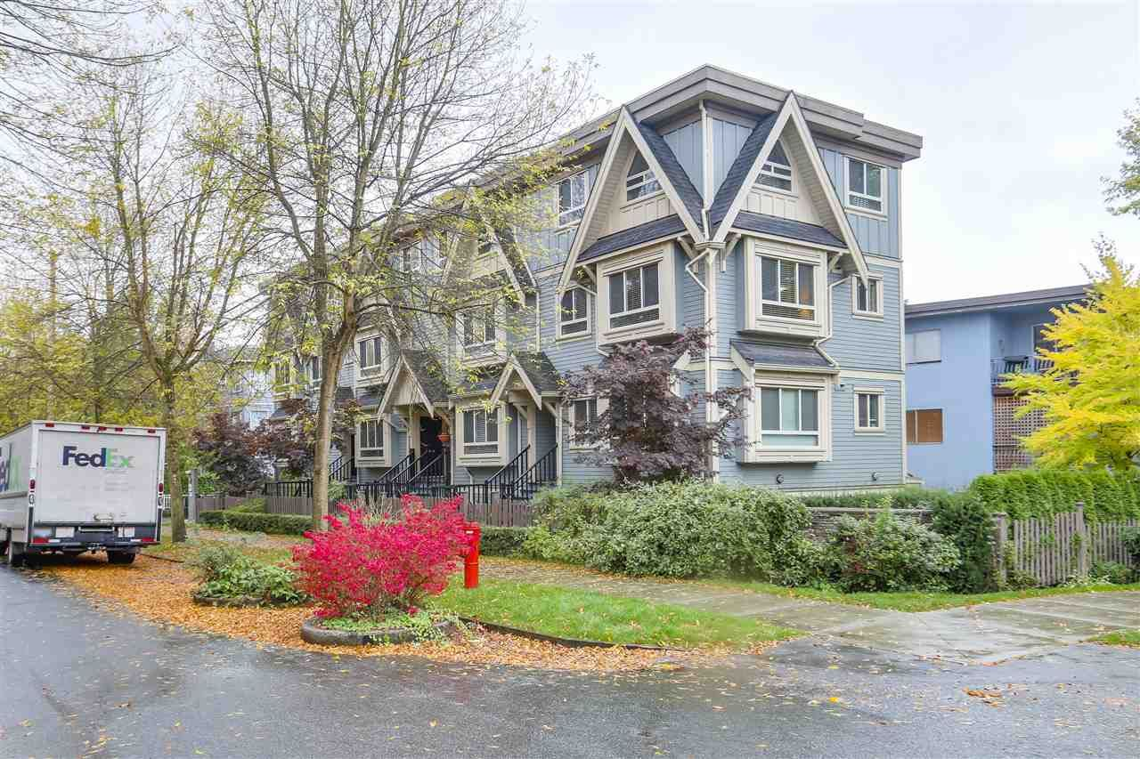Photo 1: Photos: 89 N GARDEN Drive in Vancouver: Hastings Townhouse for sale (Vancouver East)  : MLS®# R2232859