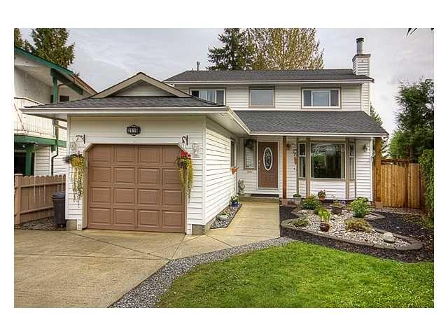 "Main Photo: 3116 REDONDA Drive in Coquitlam: New Horizons House for sale in ""NEW HORIZON"" : MLS®# V918095"