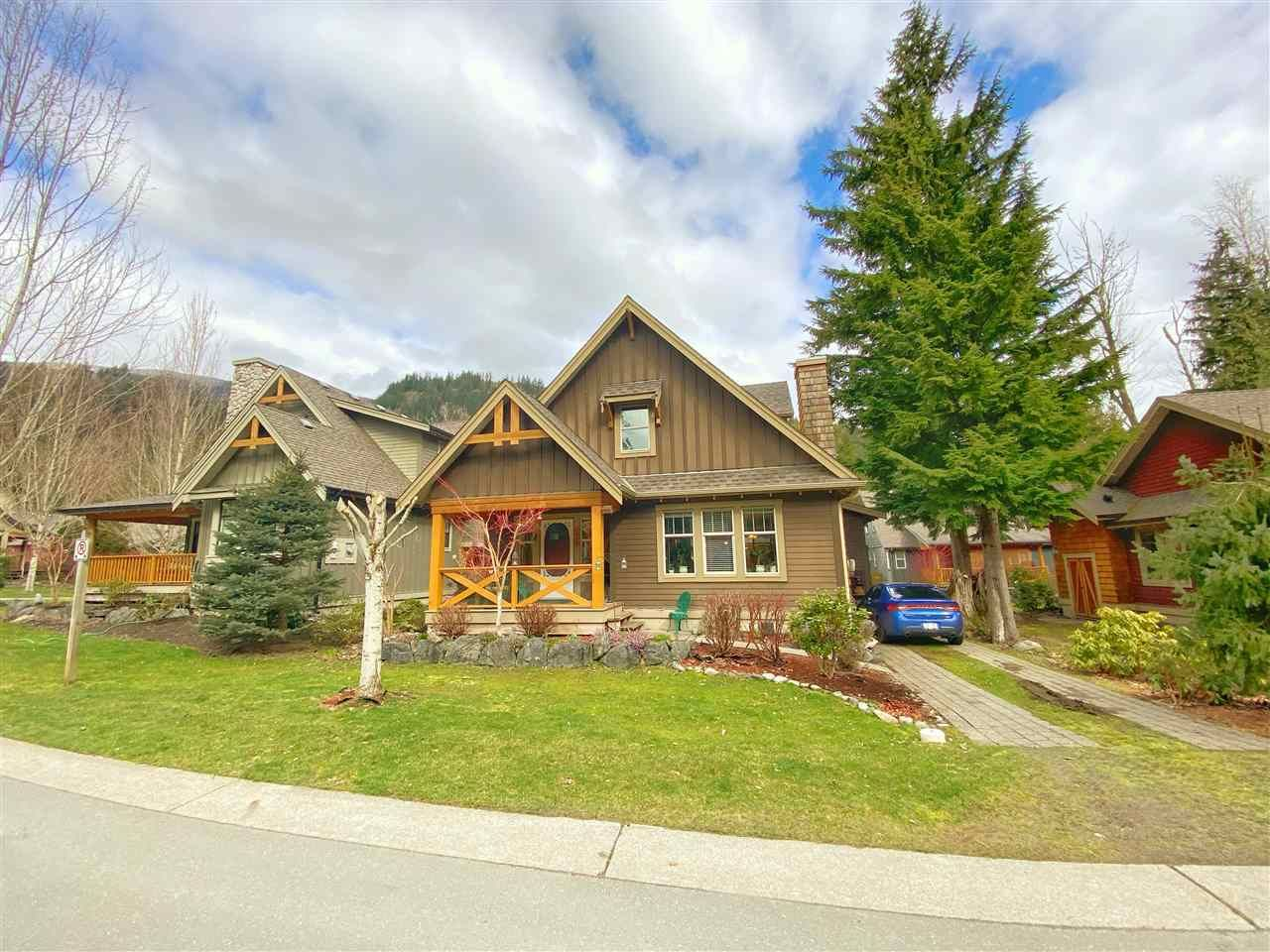 """Main Photo: 1858 WOOD DUCK Way: Lindell Beach House for sale in """"THE COTTAGES AT CULTUS LAKE"""" (Cultus Lake)  : MLS®# R2555828"""
