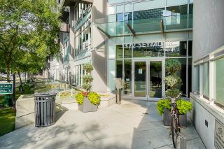 """Photo 3: 309 1372 SEYMOUR Street in Vancouver: Downtown VW Condo for sale in """"The Mark"""" (Vancouver West)  : MLS®# R2616308"""