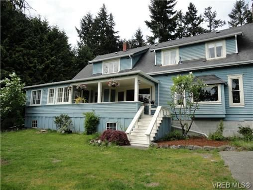 Main Photo: SHAWNIGAN LAKE  REAL ESTATE = SHAWNIGAN LAKE HOME For Sale SOLD With Ann Watley