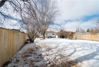 Photo 18: 617 Cathcart Street in Winnipeg: Charleswood Residential for sale (1G)  : MLS®# 1806088