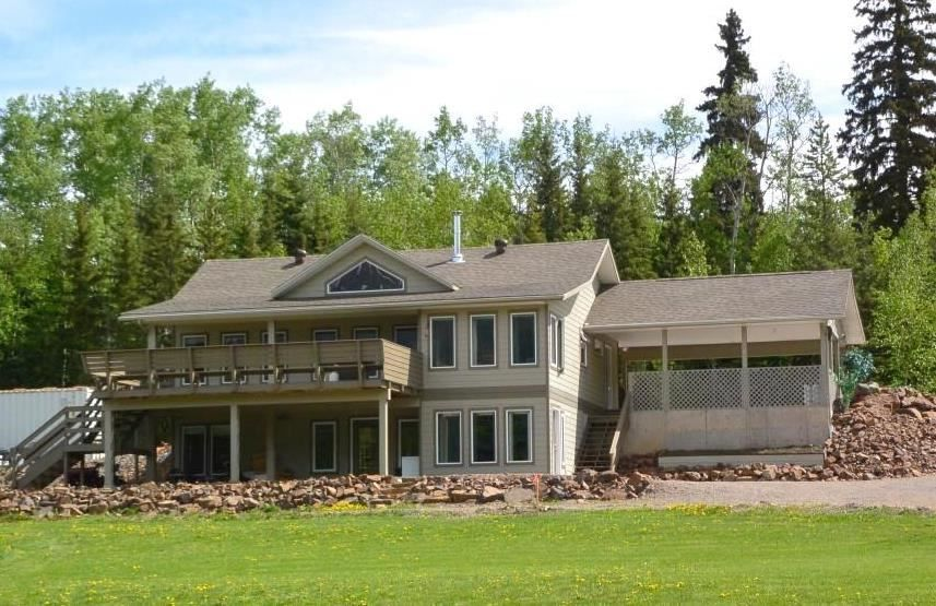 Main Photo: 3543 BANFF Avenue in Smithers: Smithers - Rural House for sale (Smithers And Area (Zone 54))  : MLS®# R2271804