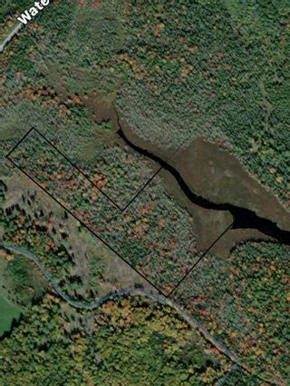Photo 1: Lot Waterloo Road in Waterloo: 405-Lunenburg County Vacant Land for sale (South Shore)  : MLS®# 202019280