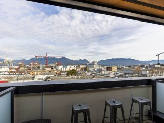 """Photo 37: 312 1647 E PENDER Street in Vancouver: Hastings Townhouse for sale in """"The Oxley"""" (Vancouver East)  : MLS®# R2555021"""