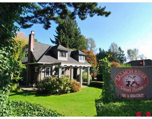 "Main Photo: 8812 GLOVER Road in Langley: Fort Langley House for sale in ""FORT LANGLEY"" : MLS®# F2829359"