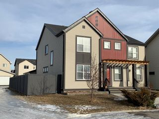Photo 2: 58 COPPERPOND Place SE in Calgary: Copperfield Semi Detached for sale : MLS®# C4224553