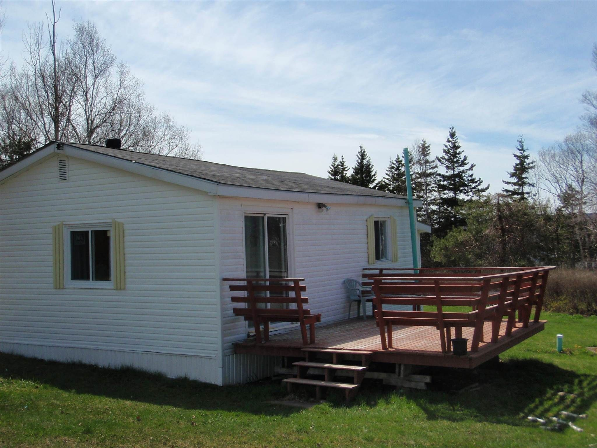 Main Photo: 53 Macaskill Lane in East Bay: 207-C. B. County Residential for sale (Cape Breton)  : MLS®# 202108658