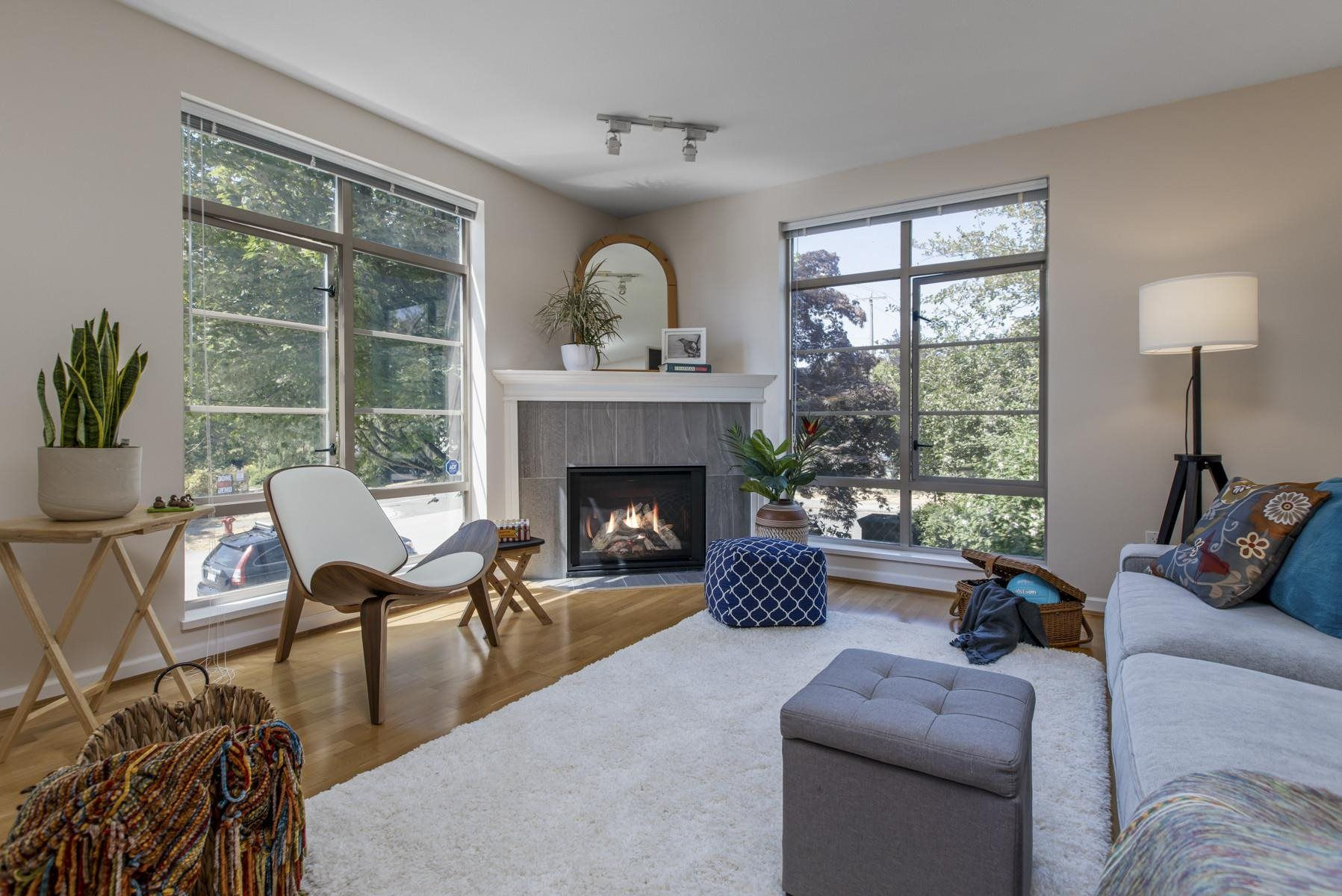 """Main Photo: 203 2490 W 2ND Avenue in Vancouver: Kitsilano Condo for sale in """"Trinity Place"""" (Vancouver West)  : MLS®# R2606800"""