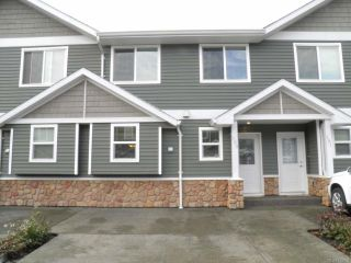 Photo 1: 103 170 Centennial Dr in COURTENAY: CV Courtenay East Row/Townhouse for sale (Comox Valley)  : MLS®# 755190
