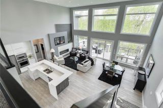 Photo 10: 3207 CAMERON HEIGHTS Way in Edmonton: Zone 20 House for sale : MLS®# E4243049